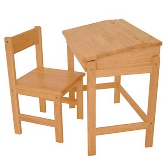 Rubberwood Child S Desk Children S Desks Housetohome Co Uk
