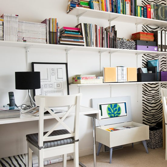 Home Office Design Ideas, Home Office Pictures