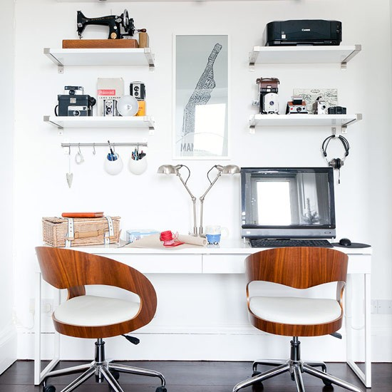 Inexpensive Home Office Ideas: Home Office Design Ideas, Home Office Pictures