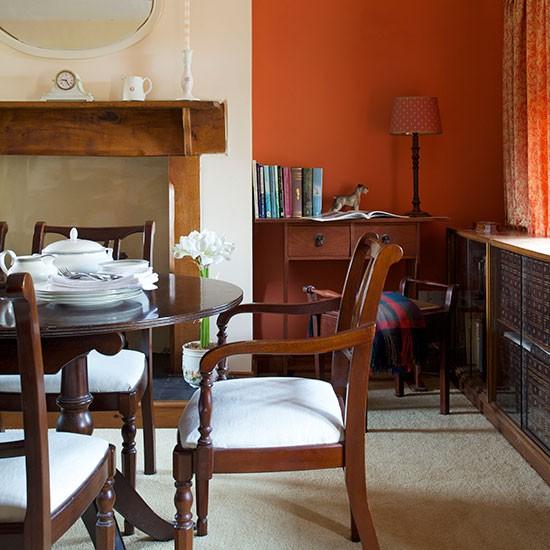 Mahogany Dining Room Furniture: Dining Room With Mahogany Furniture