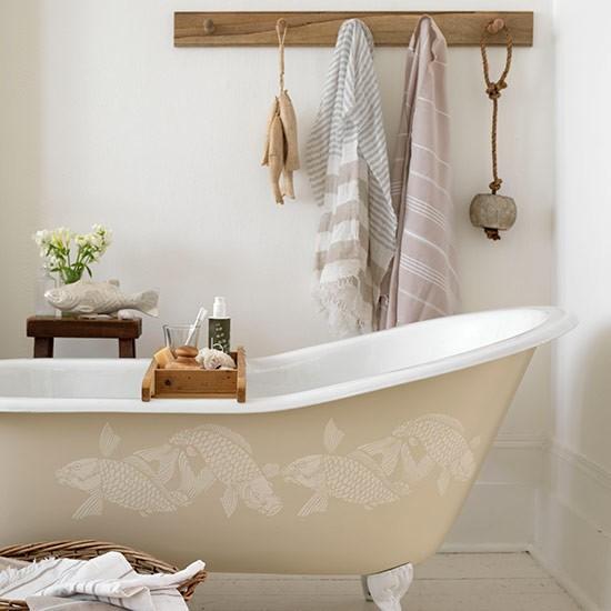 Factor In A Slipper Bath Small Bathroom Ideas
