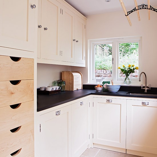 Room Tour Beautiful Kitchen Makeover With Timeless: Take A Tour Around A Classic