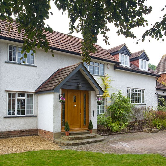 Be Inspired By This Traditional 1920s Detached Home In