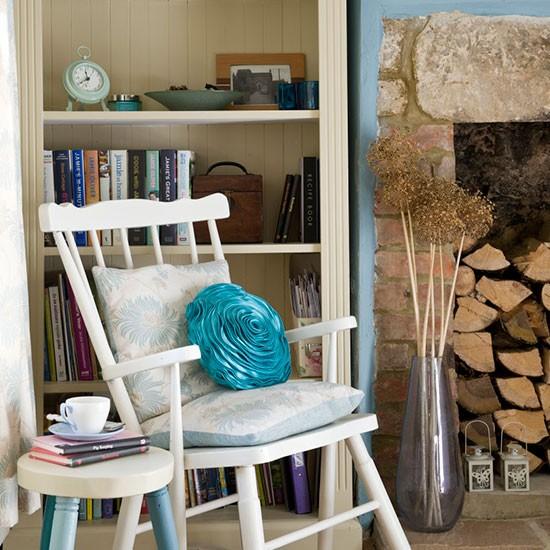 Family Room Storage Ideas: Traditional Storage Ideas