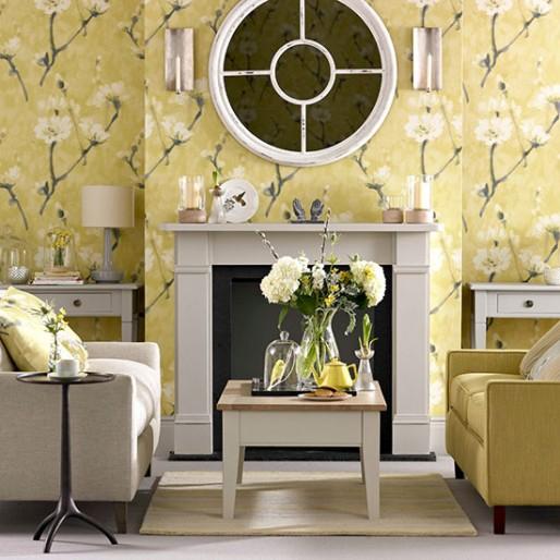 stunning elegant living room georgian   Living Room Design Ideas, Living Room Pictures ...