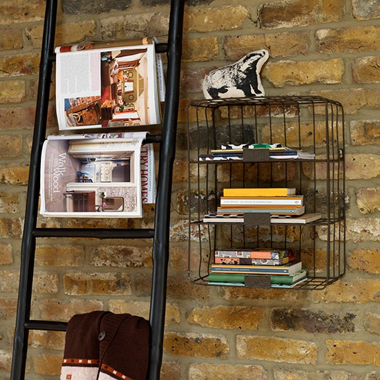 Wall-hung Home Office Storage