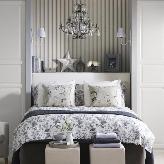 Hidden Bedroom Door Double Bed Bedroom Wooden Accent Wall Bedroom Aesthetically Pleasing Bedroom: Country Bedroom With Alcove Storage