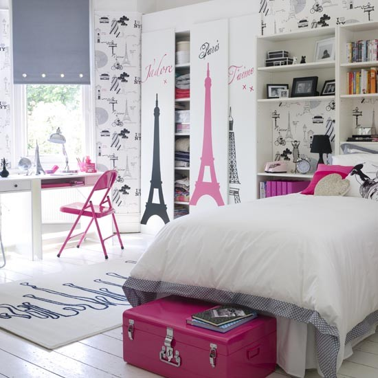 Door For Bedroom Bedrooms For Girls With Small Rooms Bedroom Furniture Cabinets Bedroom Cupboards: Teen Wardrobe Decorated With Bright Stickers