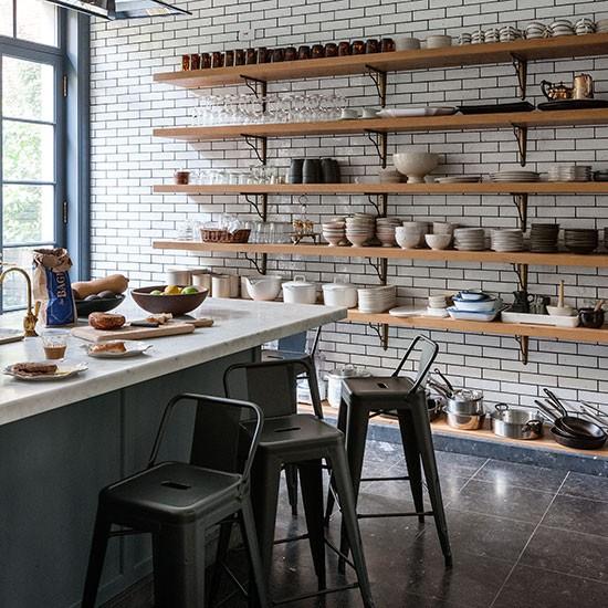 Nyc Kitchen: Smart New York Brownstone