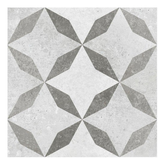 devon concrete feature floor tile from tons of tiles. Black Bedroom Furniture Sets. Home Design Ideas
