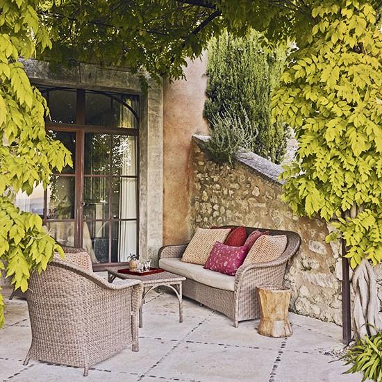 Mediterranean Style Garden Design Ideas: Mediterranean-style Garden Room