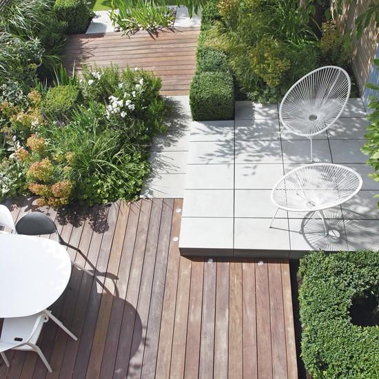 Architectural City Garden