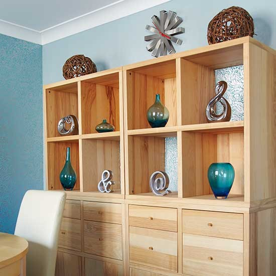32 Dining Room Storage Ideas: Modern Dining Room Storage Unit
