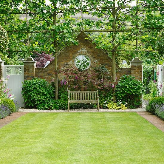 English Country Garden Ideas Photograph English Country