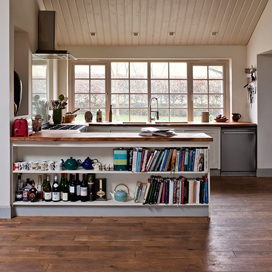 Marg's Taco Bistro - Denver   Reclaimed oak flooring ...   Recycled Wood Flooring Ideas