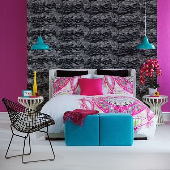 Bright Room Colors: Decorating With Bright Colours