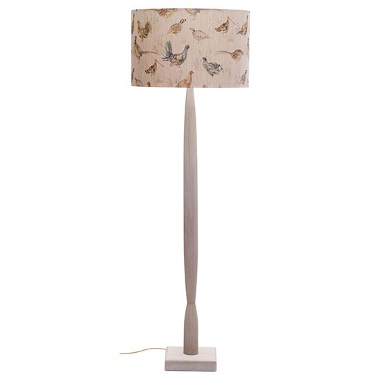 Country Birds Floor Lamp From DesRes Design
