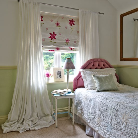 Gallery Country Cottage Curtains And Blinds Green And