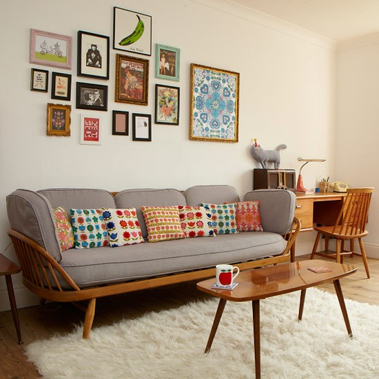 Second Home Decorating Ideas: Surprisingly Inexpensive Living