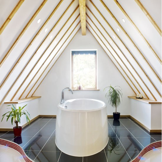 Bathroom Suites That Make The Most Of Awkward Spaces