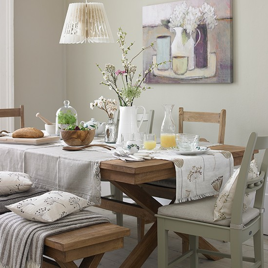 32 Stylish Dining Room Ideas To Impress Your Dinner Guests: Fabulous Dining Room Decorating Ideas For Dinner Parties