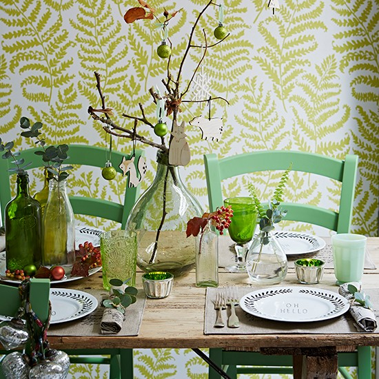 Fabulous Dining Room Decorating
