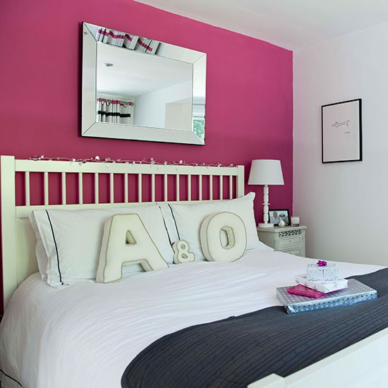 Bold And Beautiful Bedroom Colour