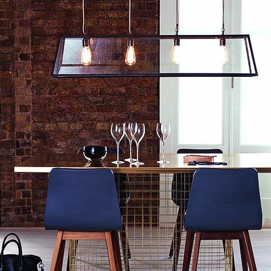 Chic Home Lighting Ideas: Kitchen Lighting Ideas