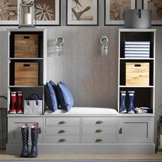 Small Hallway Storage: Tailor-made Hallway Storage