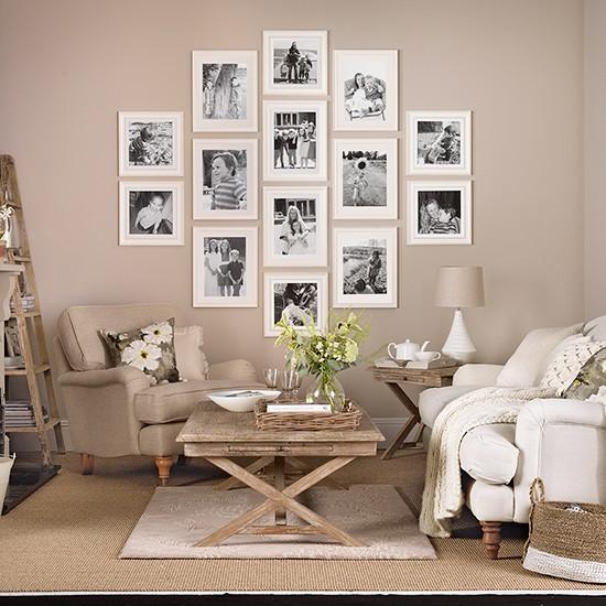 Neutral Living Room Ideas: Small Living Room Ideas