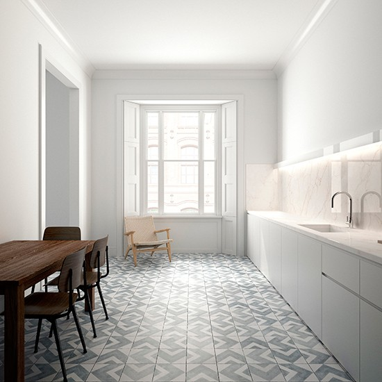 Kitchen Tile Ideas: Kitchen Flooring Ideas - 10 Of The Best