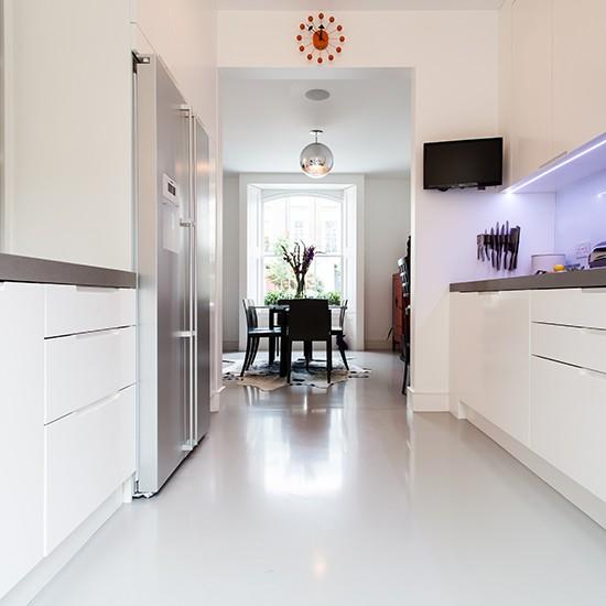 Poured Resin Floor Kitchen Flooring Ideas 10 Of The
