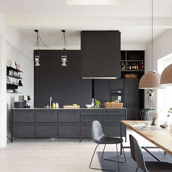 The Best Design Solutions: Galley Kitchen Design Ideas