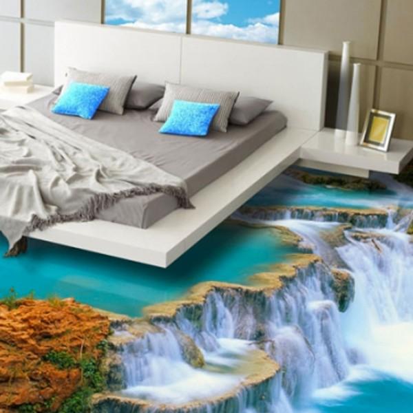 Bedroom Kiss Wallpaper Bedroom Tiles Bedroom Colours According To Vastu Shastra Bedroom Arrangement Designs: 3D Flooring For Bathrooms, Kitchens And Bedrooms