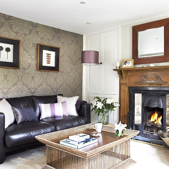 Living room   Country cottage in Oxfordshire   House tour ...
