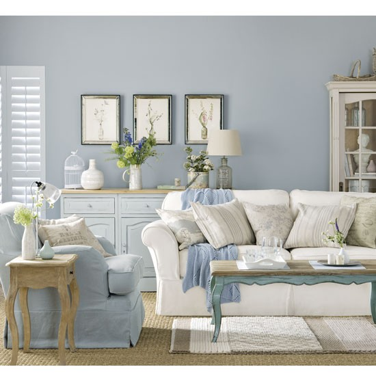 Country Family Room: How To Create Your Favourite Country Style