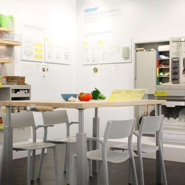 Kitchen Of The Future: IKEA Imagines The Kitchen Of The Future