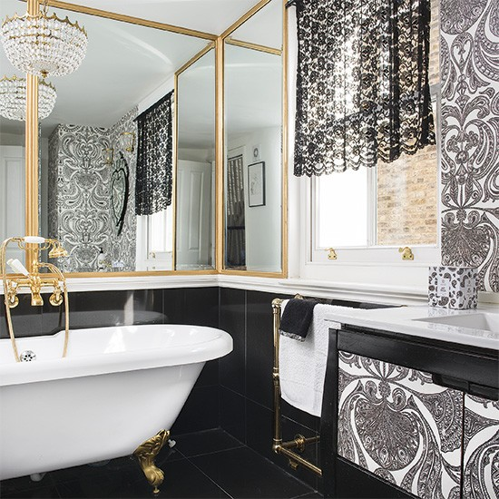 Best Kids Bathrooms: Make It Appear Larger With Mirrors