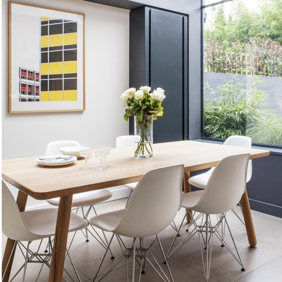 Small Dining Room Ideas: Small Dining Room With Picture Window