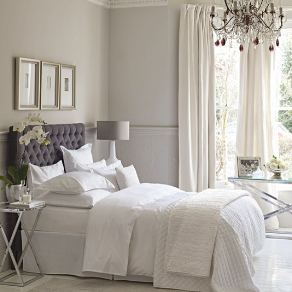 6 Steps to a Boutique Hotel-Style Bedroom | Black bedroom ...
