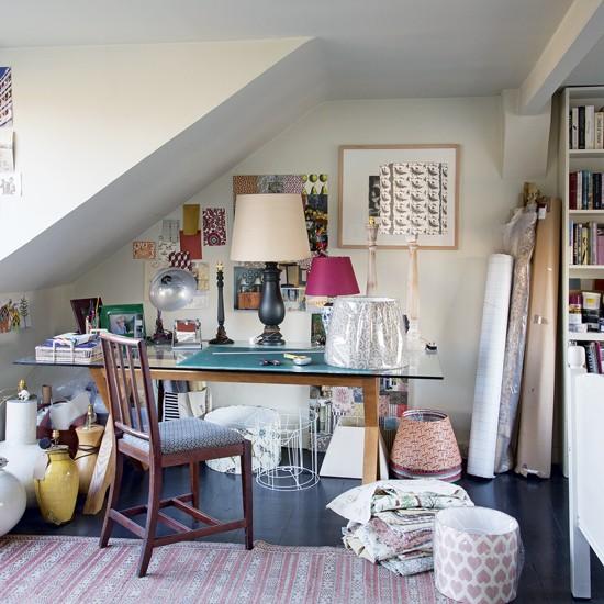Home Office Craft Room Ideas: Housetohome.co.uk