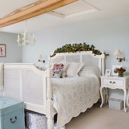 Country Bedroom With French Style Furniture