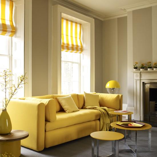 Best Interior Paint Uk: Living Room Colour Schemes - 10 Of