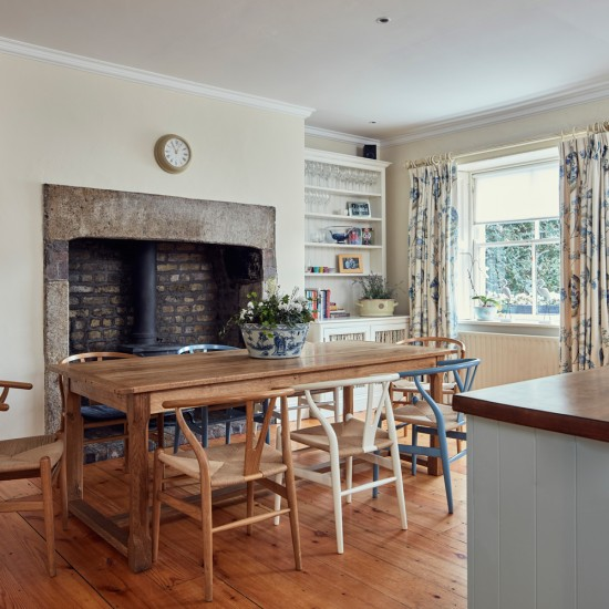 Room Tour Beautiful Kitchen Makeover With Timeless: Wander Through This Irish Townhouse Filled