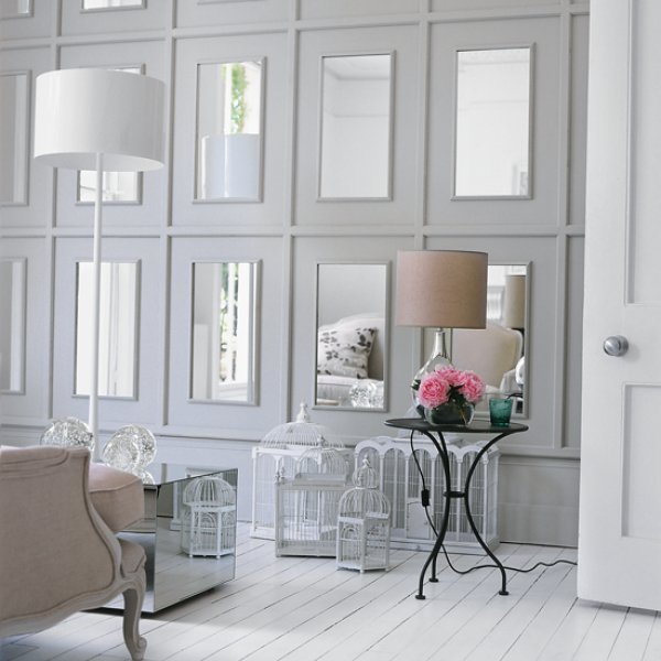 5 Ways To Decorate With Mirrors