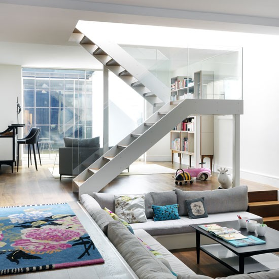 Contemporary London Home: Take A Tour Around This Family Friendly-meets-cool
