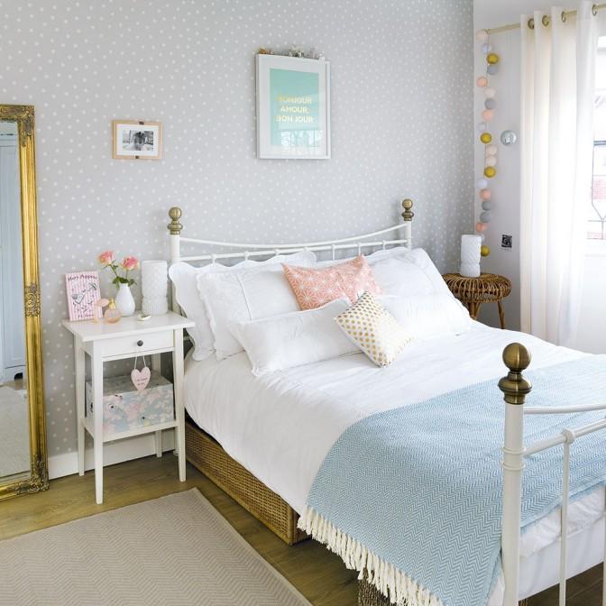 Modern Shabby Chic Bedroom: Bedroom Ideas & Designs