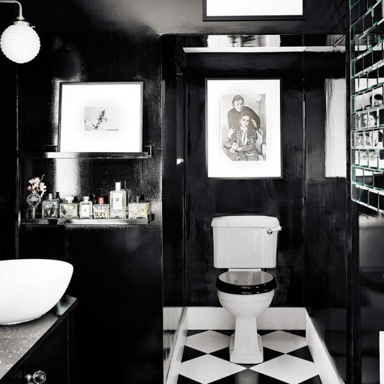 10 Stunning Transitional Bathroom Design Ideas To Inspire You: Housetohome.co.uk