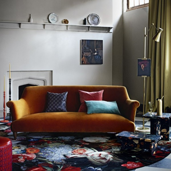 10 Living Room Trends For 2016: The New Luxury Trend For Autumn/Winter 2016